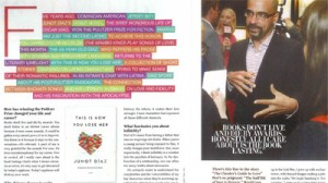 Latina Feature - Junot Diaz