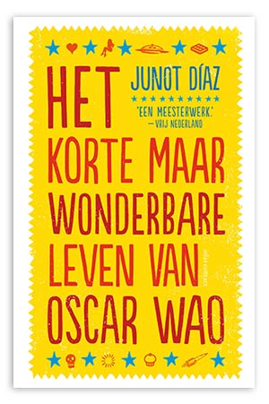 The Brief Wondrous Life of Oscar Wao - Netherlands